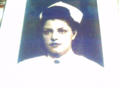 Primeira enfermeira do HGV com curso superior