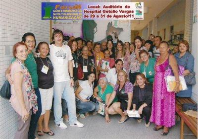 I Fórum de Humanização do HGV